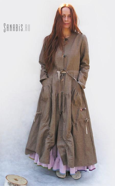 Платье И Пальто Купить